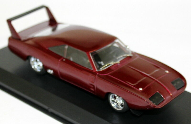 Greenlight 1 43 Scale 86221 1969 Dodge Charger Daytona Fast & Furious Model Car