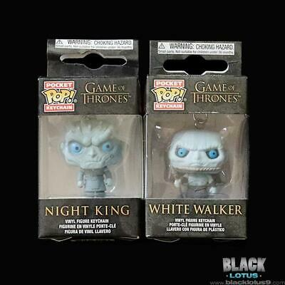Night King Vinyl Figure Keychain Funko Pocket POP Game of Thrones