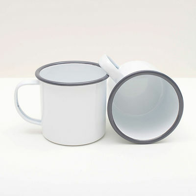 Crow Canyon Enamelware Cup