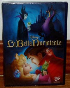 LA-BELLA-DURMIENTE-CLASICO-DISNEY-N-16-DVD-NUEVO-PRECINTADO-SIN-ABRIR-R2