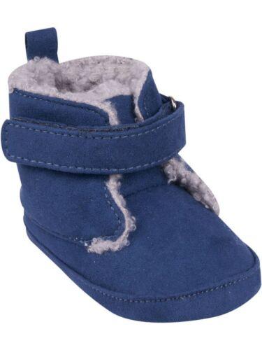 BABYSTIEFEL Baby Kinderwagen Schuhe gefüttert Stiefel Winterstiefel für Jungen