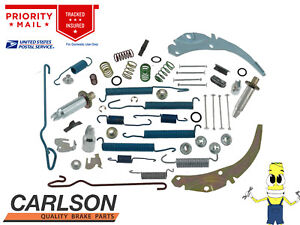 Details about Complete Front Brake Drum Hardware Kit for Chevrolet C60  1980-1987 w/ 14