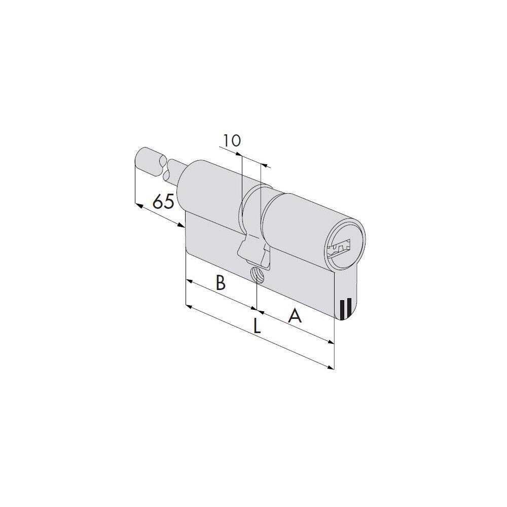CISA-ZYLINDER AP3 DICHTUNG FÜR DREHKNOPF    Exquisite (mittlere) Verarbeitung    Rabatt    Elegante Form    Fein Verarbeitet