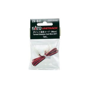 New Kato Unitrack 24-841 Point Extension Lead Umfougkh-07164713-838682557