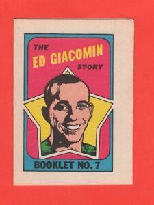 1971-72-O-Pee-Chee-OPC-7-Ed-Giacomin-Booklet-nrmnt