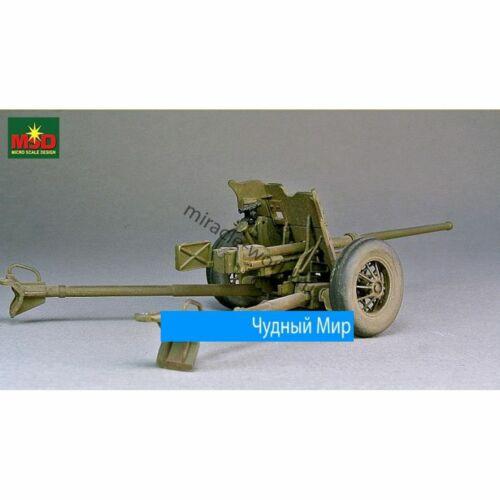 mod.1942 1//35 NEW 2019 MSD 3515 M-42 Russian 45mm anti-tank Gun