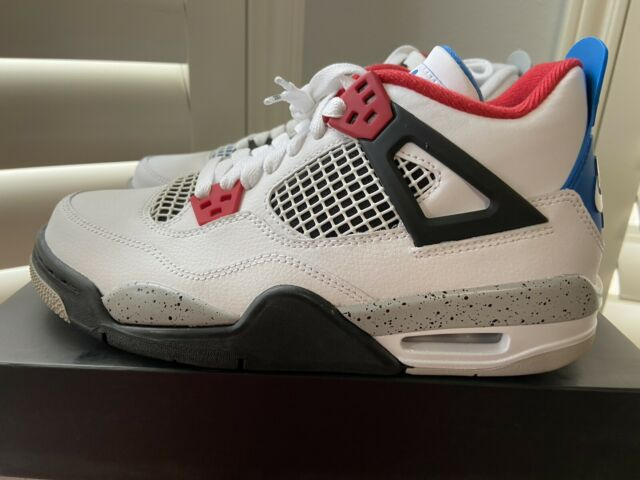 Nike Air Jordan 4 Retro (gs) What The