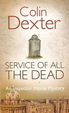 Service of all the Dead, Colin Dexter, Book, New Paperback