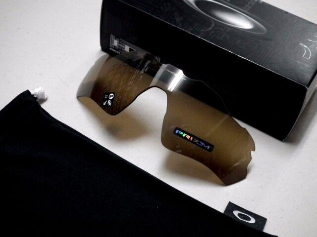 2909100aa6 Authentic OAKLEY Radar EV Path Prizm Tungsten Iridium Sunglasses Lens