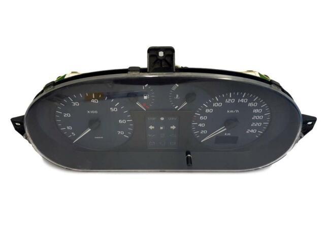 Bloc Compteurs Vitesse  Renault Megane 1 Scenic 1 8200071811