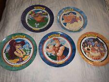 McDonalds Collectors Plates 1997 Hercules The Muses Phil Megara