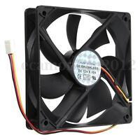 120mmx120mmx25mm 3 Pin Internal PC CPU Cooler Fan Heatsink Cooling For Computer