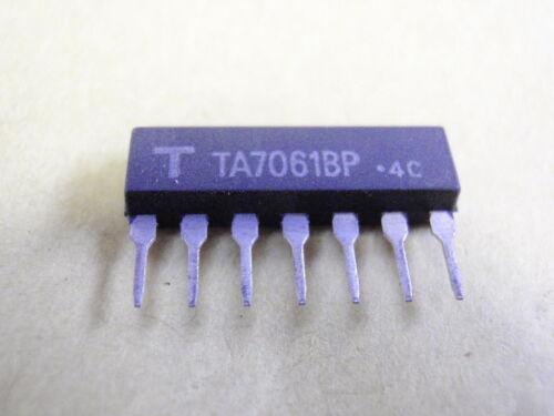 TA7061BP TOSHIBA INTEGRATED CIRCUIT SIP-7