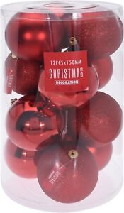 Large-Xmas-Christmas-Tree-Ornament-Gift-Baubles-Decoration-Pack