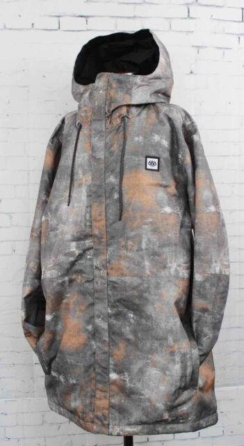 b47bc63de 2019 686 Foundation Insulated Jacket Snowboard Mens L Large Reclaim ...