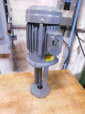 Graymills 1 Hp Cast Iron Immersion Recirculation Pump 230460v Imv100 F