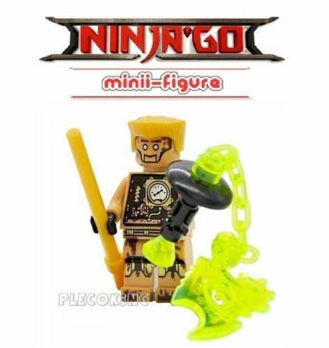 NINJAGO fits lego figure 55 ECHO ZANE ANDROID