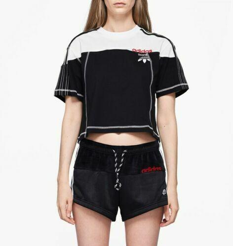 Adidas Originals X Alexander Wang Women's Disjoin Crop Top DW8700 Size S