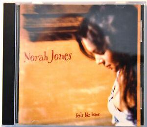 NORAH JONES Feels like Home CD Neuwertig FEAT. The Handsome Band & Special Guest