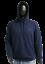 Indexbild 1 - Neu Tommy Hilfiger Herren Hooodie Sweater Pullover navy Logo