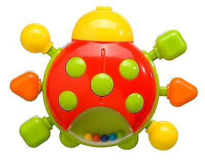 RASSEL Baby Motorik Spielzeug Marienkäfer 664 °NEU°