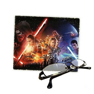 Star Wars A Force Awakens, Design, Glasses Lens, Phone Screen Cleaning Cloth