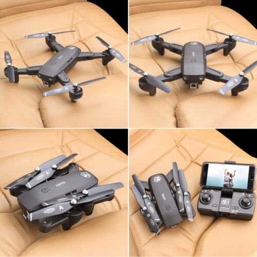 CSJ S166GPS Drone /& 720P//1080P Camera WIFI Live Video Gesture RC Quadcopter K2W1