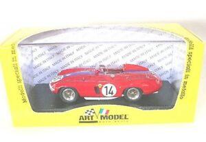 Ferrari 750 monza nº 14 Lemans 1955