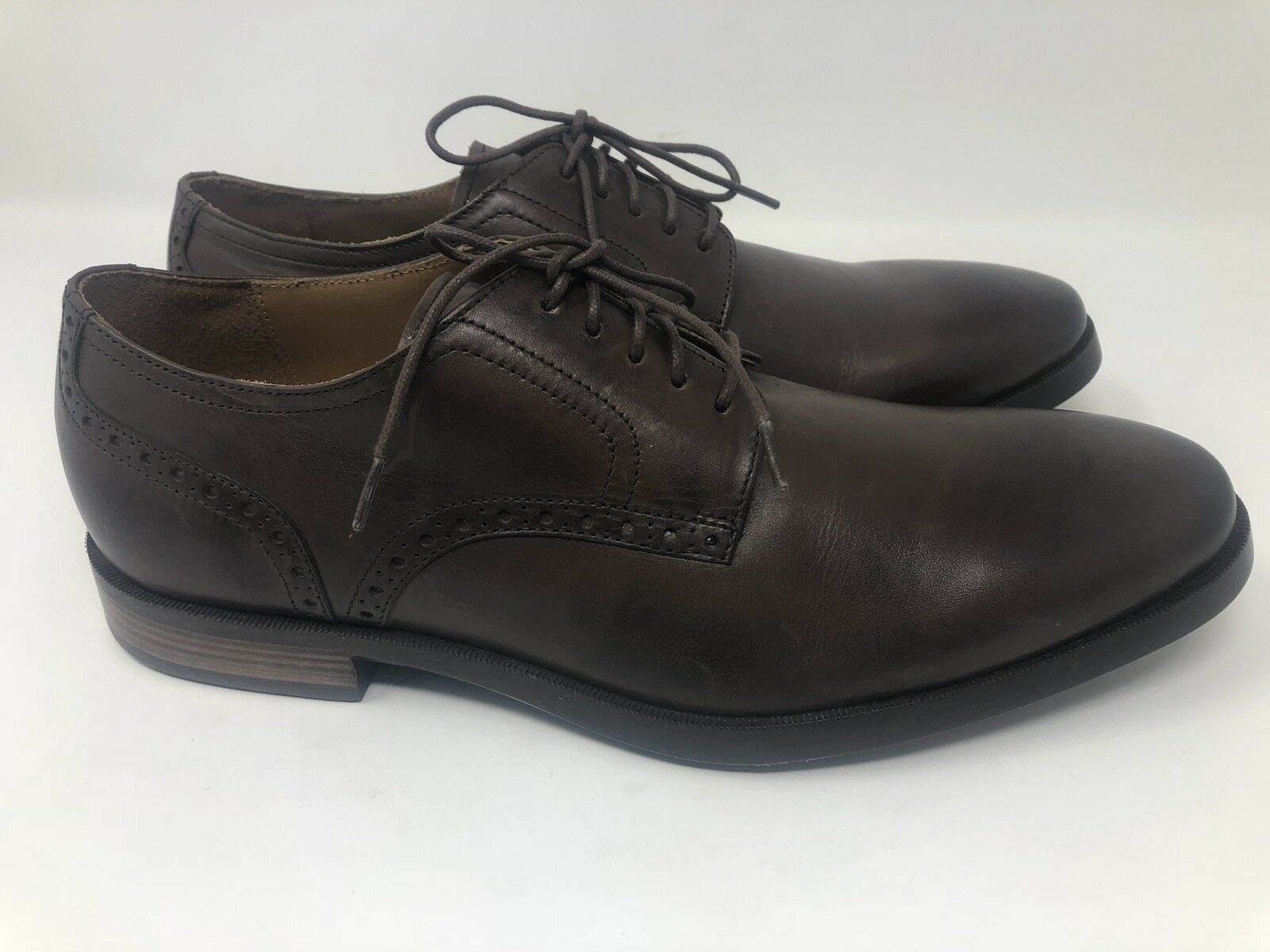 New New New MENS COLE HAAN GRAND OS PLAIN TOE DRESS OXFORDS SHOES 8.5 M 21b3fd