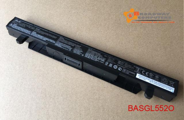 Original Battery For ASUS ROG GL552 GL552J ZX50 ZX50J FX50JX A41N1424