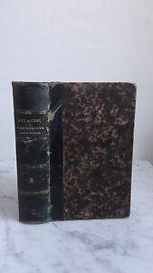 J.Claudel - Fórmulas, Tablas Y Información Usuels - 1877 - Edición Dunod