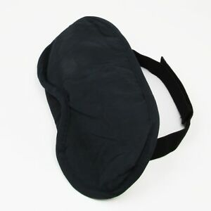 Aimable Soft Cotton Light Blocking Travel Sleep Relax Reste Eye Mask Eyemask Blindfold-afficher Le Titre D'origine