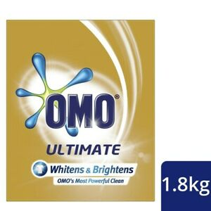 OMO Ultimate Front & Top Laundry Powder 1.8 kg