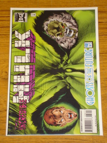 INCREDIBLE HULK #436 VOL1 MARVEL COMICS DECEMBER 1995