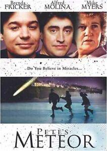 Pete-s-Meteor-Bilingual-Canadian-Release-New-DVD