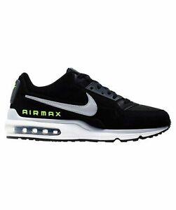 Nike-Herren-Freizeiit-Trend-Schuhe-Sneaker-NIKE-Air-Max-LTD-3-schwarz-CK0899
