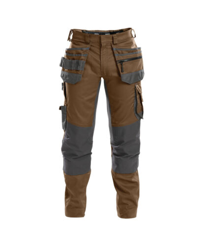 Dassy Workwear Flux Arbeitshose mit Stretch flexibel Bundhose Herrenhose Hose
