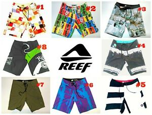 REEF Boardshort - Costumi da bagno uomo OFFERTA OUTLET | eBay