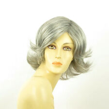 short wig for women smooth gray ref: MARION 51 PERUK