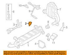PORSCHE OEM 14-17 911 3.8L-H6 Exhaust System-Center Muffler Flange 99711146390