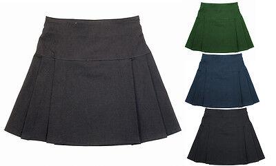 Girls Ladies Lycra Pencil Skirt School Uniform Work Formal Slim Fit Skirt GS3024