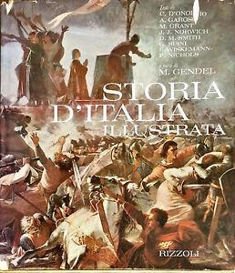 STORIA-D-039-ITALIA-ILLUSTRATA-MILTON-GENDEL-RIZZOLI-1966