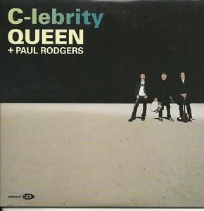 QUEEN-PAUL-RODGERS-C-lebrity-2008-CD-single