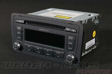 Original Audi A3 S3 8P Radio Chorus 8P0035152C Blaupunkt Autoradio