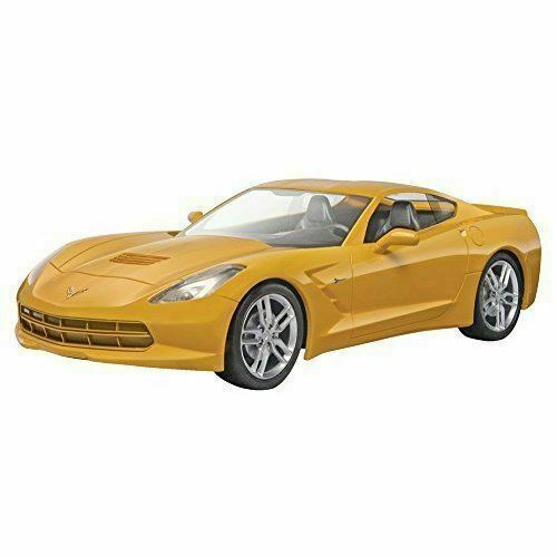 Revell Monogram 125 Scale SnapTite 2014 Corvette Stingray