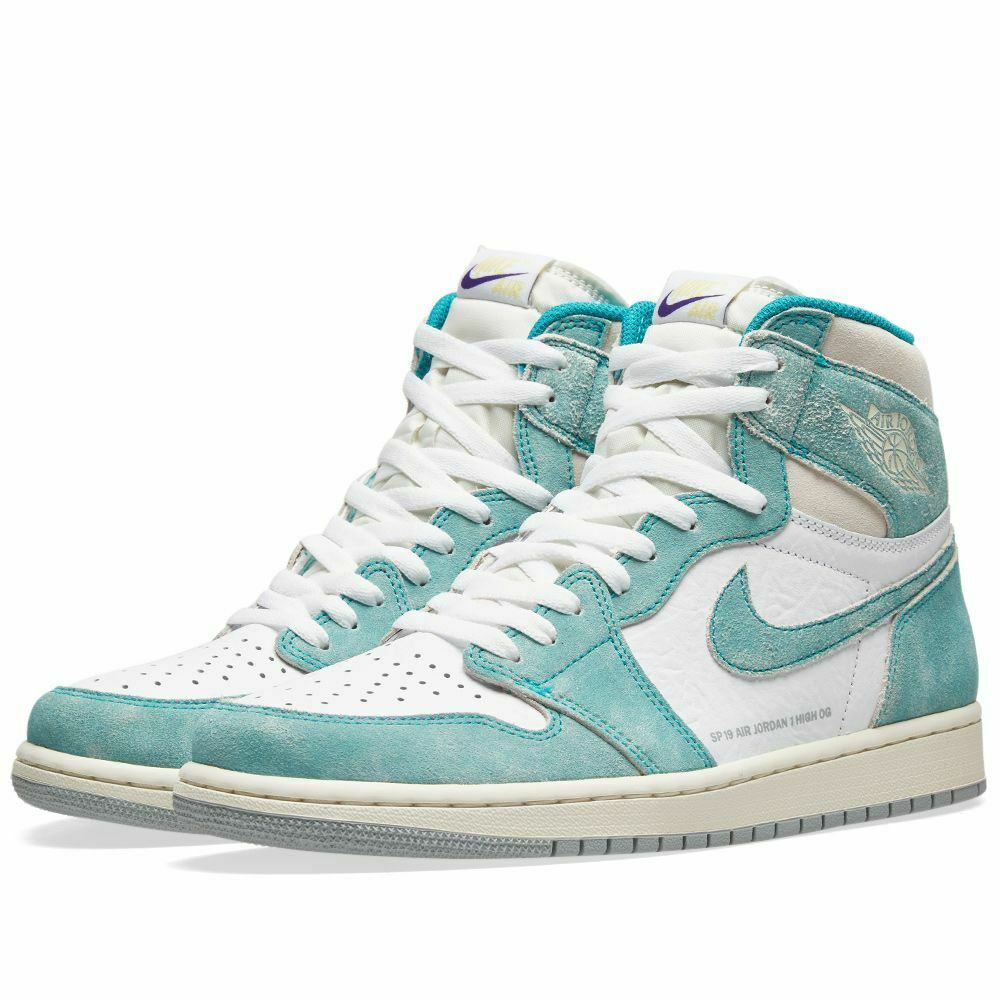 Nike Air Jordan 1 Retro Retro Retro Alto Og 'Turbo verde  US 12 | Ordine economico  | Uomini/Donne Scarpa  3666f3