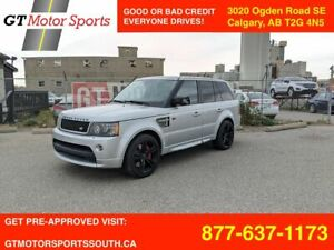 2013 Land Rover Range Rover Sport AUTOBIOGRAPHY SPORT    $0 DOWN EVERYONE APPROVED!!