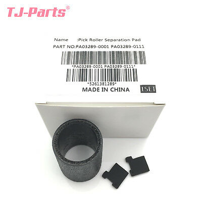 NEW PA03289-0001 PA03289-0111 Fujitsu fi-6010N fi-5120C fi-5220C Pick Roller Pad