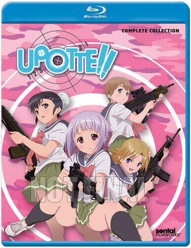 Upotte Blu Ray