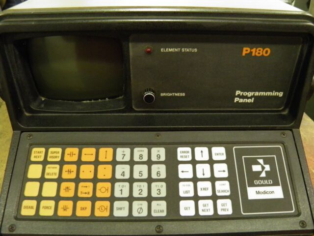 P180-010 Modicon Display Remanufactured *1 Year for sale online